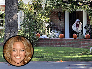 Kate Hudson's A-List Halloween Bash | Kate Hudson