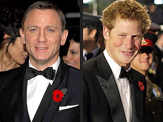 Prince Harry's Favorite Bond Is Not Daniel Craig!