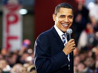 Barack Obama Makes History!