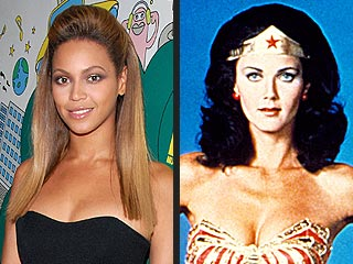Beyonc&#233;: I Want to Play Wonder Woman