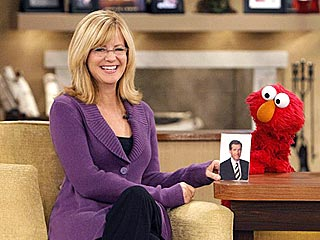 Bonnie Hunt Crushes on Brian Williams