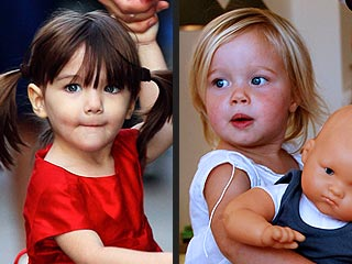 POLL: Which Celebrity Kids Would You Like to Babysit?