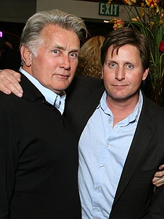 Martin Sheen Understands Son Charlie's 'Hell'