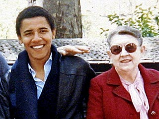 Obama's Grandmother's Final Gift: Her Vote