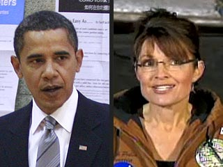 Sarah Palin: 'I Betcha' I Could Beat Obama