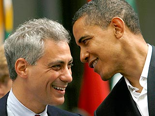 Five Things About Rahm Emanuel, Obama's New Chief of Staff