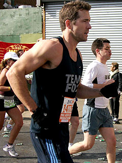Ryan Reynolds Calls Running N.Y.C. Marathon 'Incredible' | Ryan Reynolds