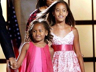 Presidential Perks for Sasha & Malia Obama