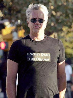 Tim Robbins Hits Snafu at Polling Place