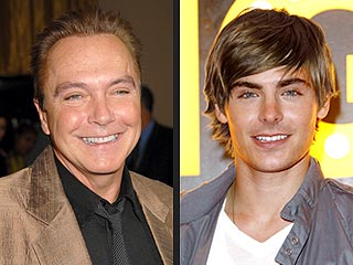David Cassidy Advises Zac Efron, 'Stay Grounded'
