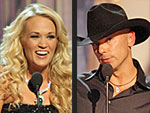 Kenny Chesney, Carrie Underwood Win Big at CMAs | Carrie Underwood, Kenny Chesney