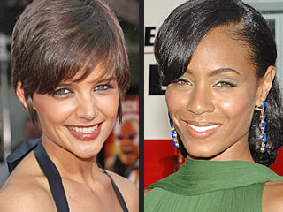 Katie Holmes: Jada Pinkett Smith &#39;Inspires Me&#39;