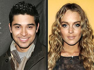 Wilmer Valderrama to Lindsay Lohan:  'Go On and Do Your Thing'