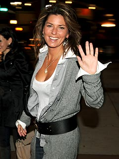 Shania Twain Makes Her Return