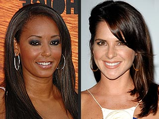 Mel B & Kelly Monaco to Star in Topless Vegas Show