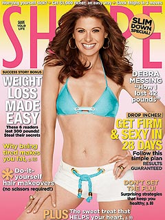 Debra Messing Is Proud of Her 'Healthy' Weight Loss