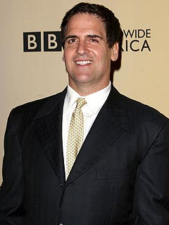 DWTS's Mark Cuban Charged with Insider Trading