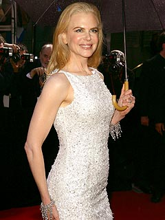 Nicole Kidman Dismisses New 'Baby Bump' Rumors