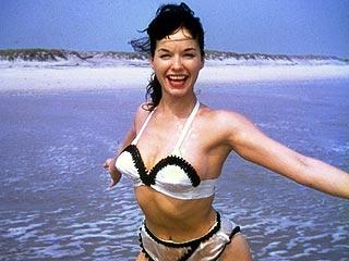 Pin-up Legend Bettie Page Dies