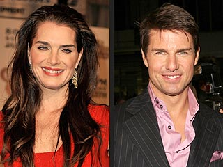 Brooke Congratulates 'Tremendous' Tom Cruise on Globe Nod