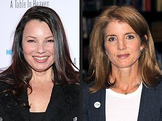 POLL: Caroline Kennedy or Fran Drescher to Replace Hillary?