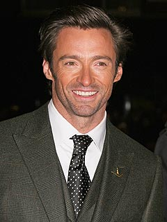 Hugh Jackman May Work Sexiest Man Title Into Oscar Act