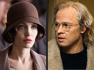 Angelina Jolie, Brad Pitt Score Golden Globe Nods
