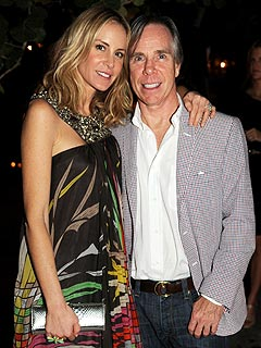 Tommy Hilfiger to Wed Friday Night
