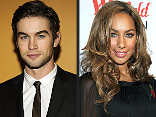 Chace Crawford Pairs Up with Leona Lewis | Chace Crawford, Leona Lewis