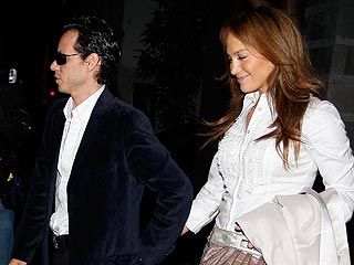 Jennifer Lopez & Marc Anthony Enjoy a Date Night Out
