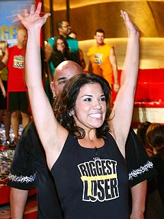 Michelle Tops Out as Winner of The Biggest Loser: Families