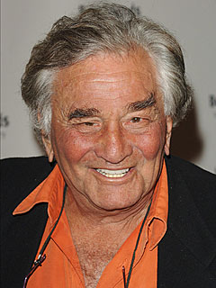 Daughter Claims Peter Falk Has Alzheimer's