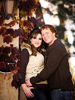 PHOTO: KayCee Stroh's Engagement Picture