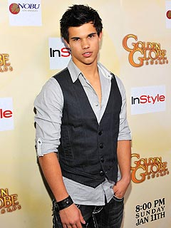 Taylor Lautner May Keep Role in Twilight Sequel