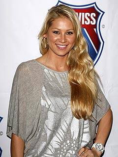 Anna Kournikova: 'I Feel Great When I Sweat'