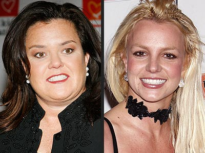 Rosie O'Donnell recently compared Britney Spears to which late icon? | Britney Spears, Rosie O'Donnell