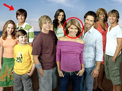 Zac Efron costarred with which 90210 star on a short-lived TV show? | Zac Efron