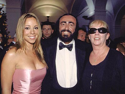 This is obvious from the way that Mariah Carey kept quiet about her marriage
