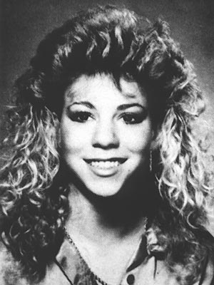 What was Mariah's nickname in high school? | Mariah Carey