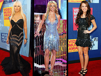 Rock-Star Style at the VMAs!