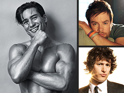 Single & Sexy Men of '08 | Mario Lopez