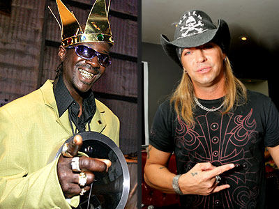 THE REALITY DATERS photo | Bret Michaels, Flava Flav