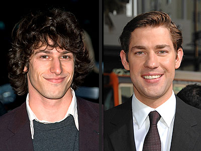 THE CLASS CLOWNS photo | Andy Samberg, John Krasinski