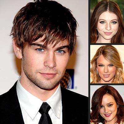 CHACE CRAWFORD photo | Chace Crawford, Leighton Meester, Taylor Swift