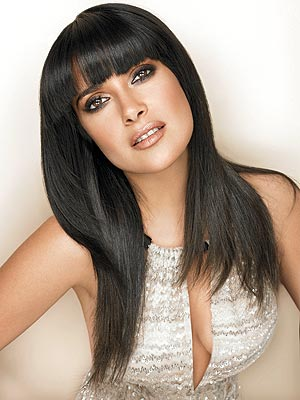 Salma Hayek beautiful woman