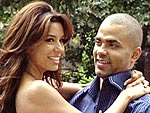 Up Close: Eva Longoria & Tony Parker