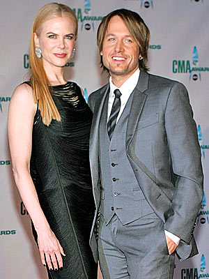 STANDING BY HER MAN photo | Keith Urban, Nicole Kidman
