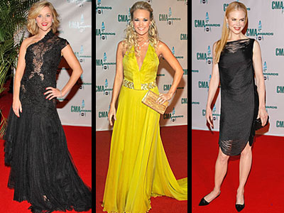 Country Goes Hollywood! Best Dressed CMA Stars
