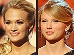 Pick the CMA Style Star: Carrie or Taylor? | Carrie Underwood, Taylor Swift