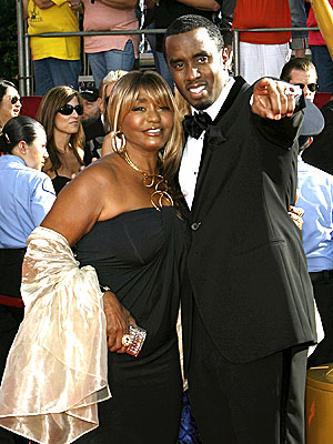 MAMA'S BOY photo | Janice Combs, Sean \P. Diddy\ Combs